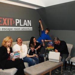 Escape The Ladies Bathroom Cheats exit plan - an escape room adventure - 26 reviews - escape games