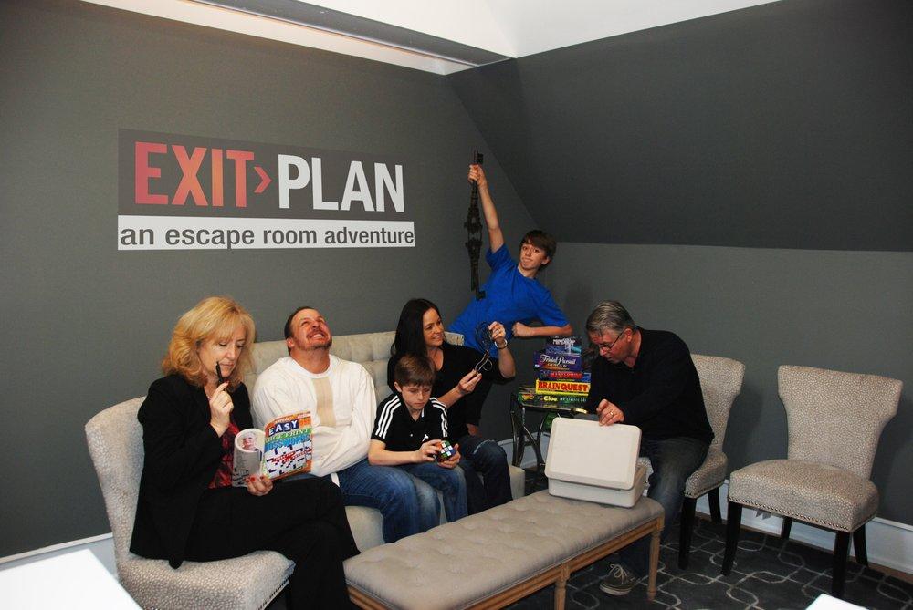 Exit Plan Escape Room Leesburg