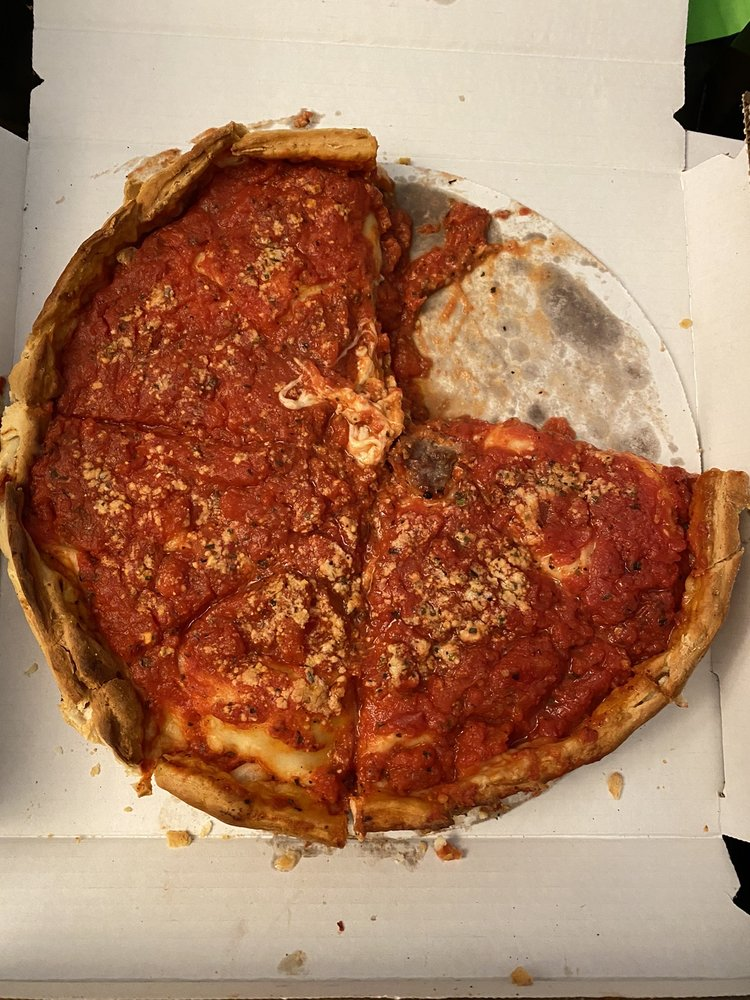 Cipriani's Pizza: 5840 W 63rd St, Chicago, IL