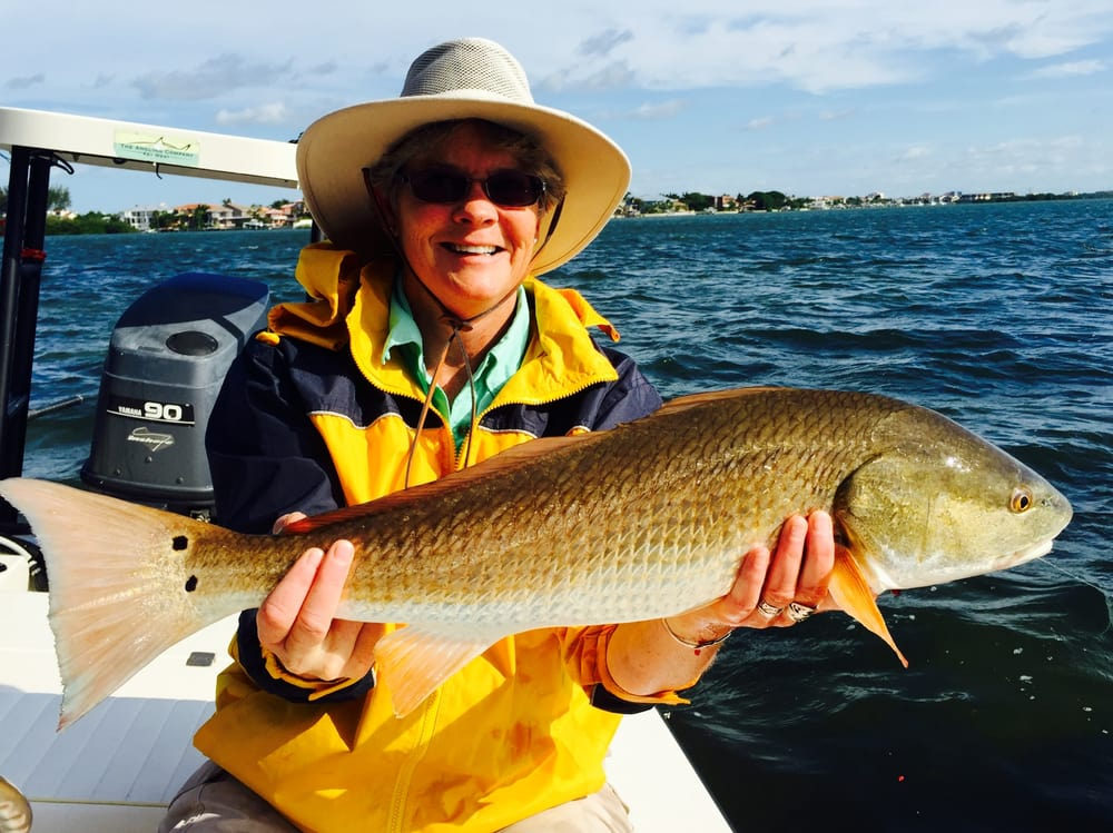 Tampa flats fishing charters redfish yelp for Tampa florida fishing charters