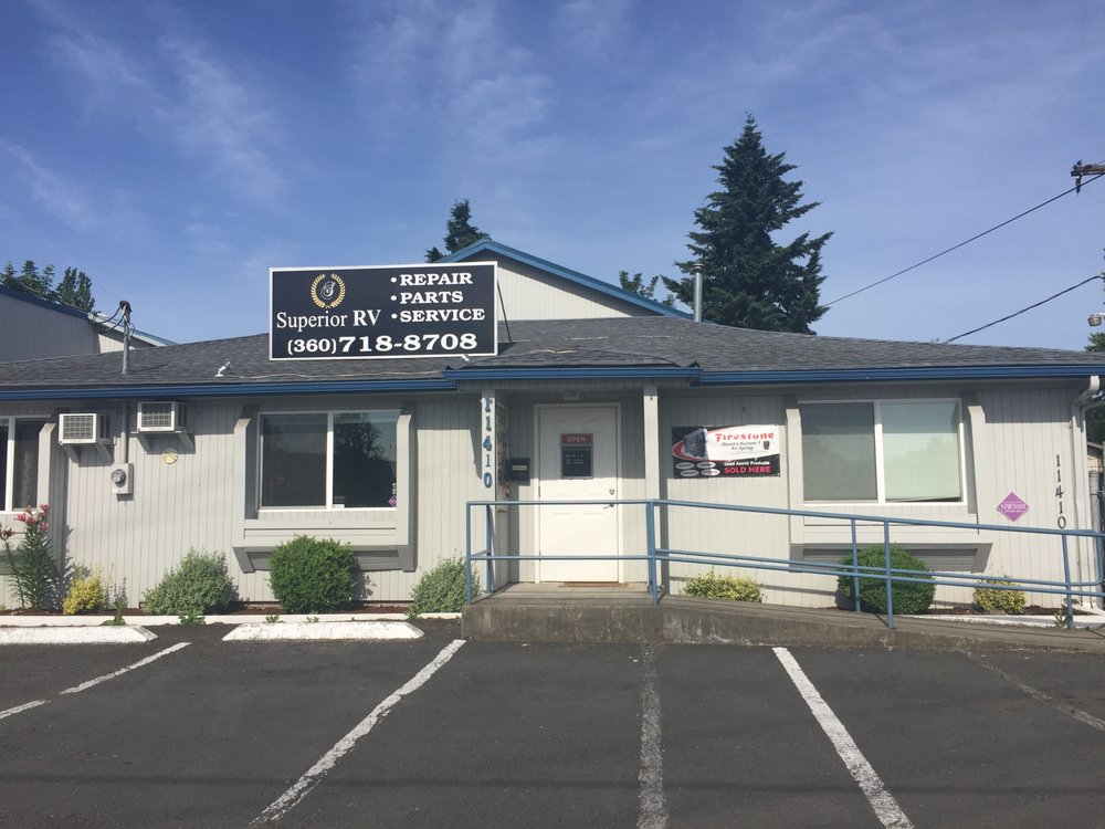 Superior RV: 11410 NE 72nd Ave, Vancouver, WA