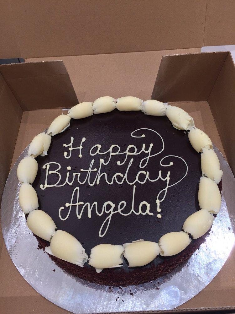 Decadent Chocolate Cake Yelp