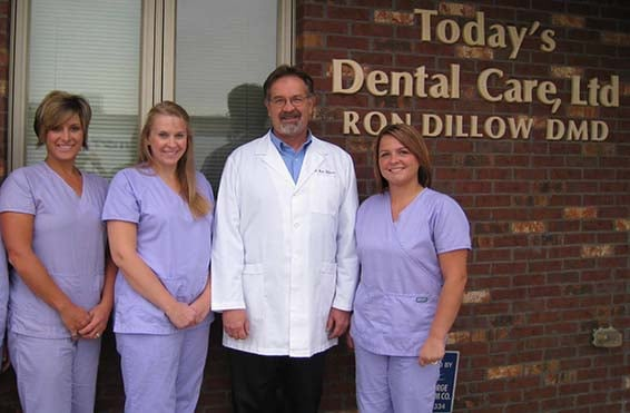 Today's Dental Care: 2006 Mall St, Collinsville, IL