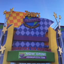 John's Incredible Pizza Company - 312 Photos & 203 Reviews ...