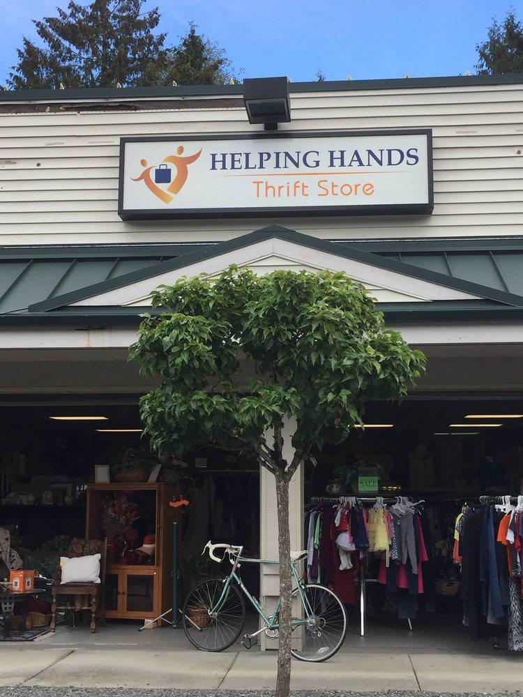 Helping Hands Thrift Store Lake Stevens: 9623 32nd St SE, Lake Stevens, WA