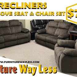 Furniture Way Less 19 Photos Furniture Stores 4525 Glenwood Rd