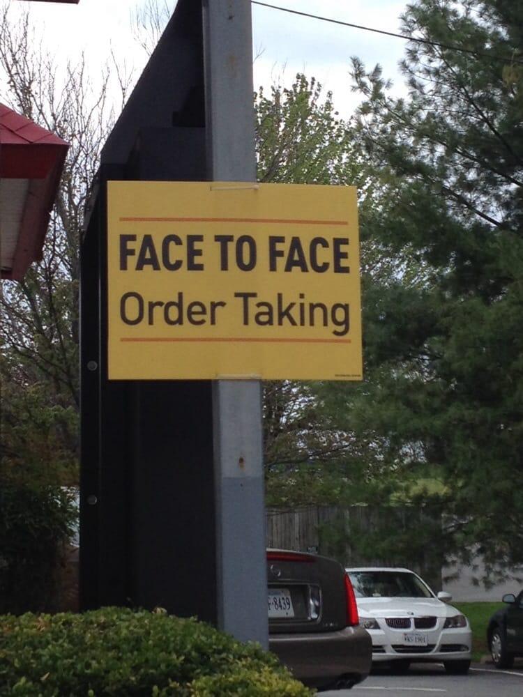 McDonald's: 135 Richmond Hwy, Amherst, VA