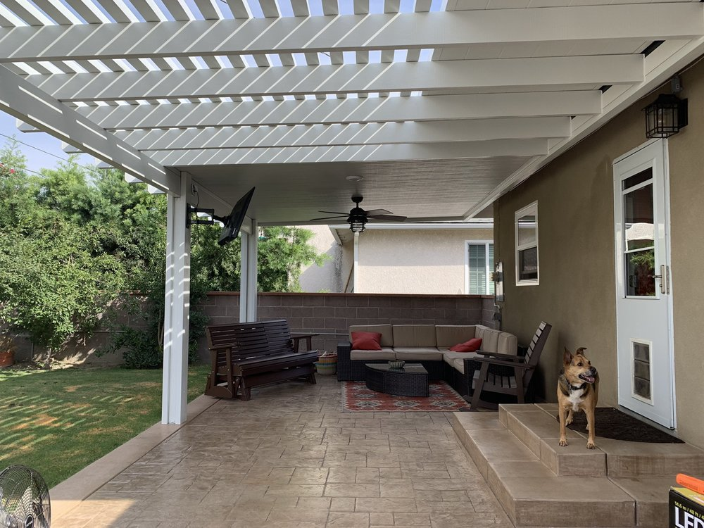 J & R Aluminum Patio Covers: Whittier, CA