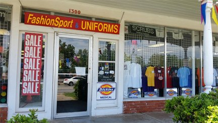Fashion Sport And Uniforms