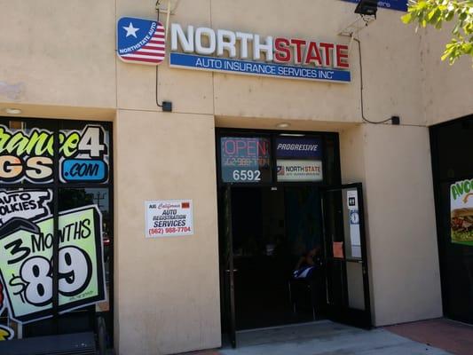 North State Auto >> Northstate Auto Insurance Services 455 E Artesia Blvd Long Beach Ca