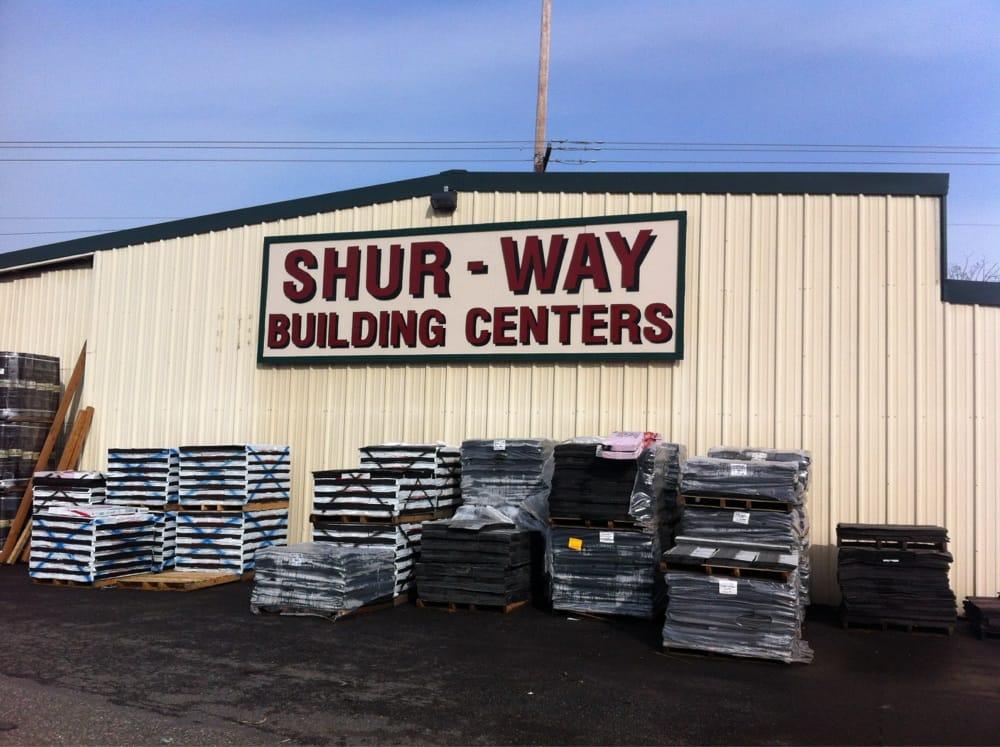 Photos For Shur Way Building Center Yelp