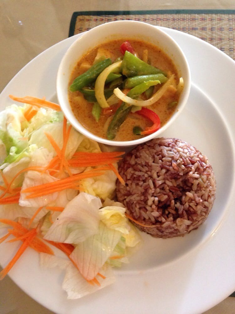 Thai Food Lunch Special Near Me
