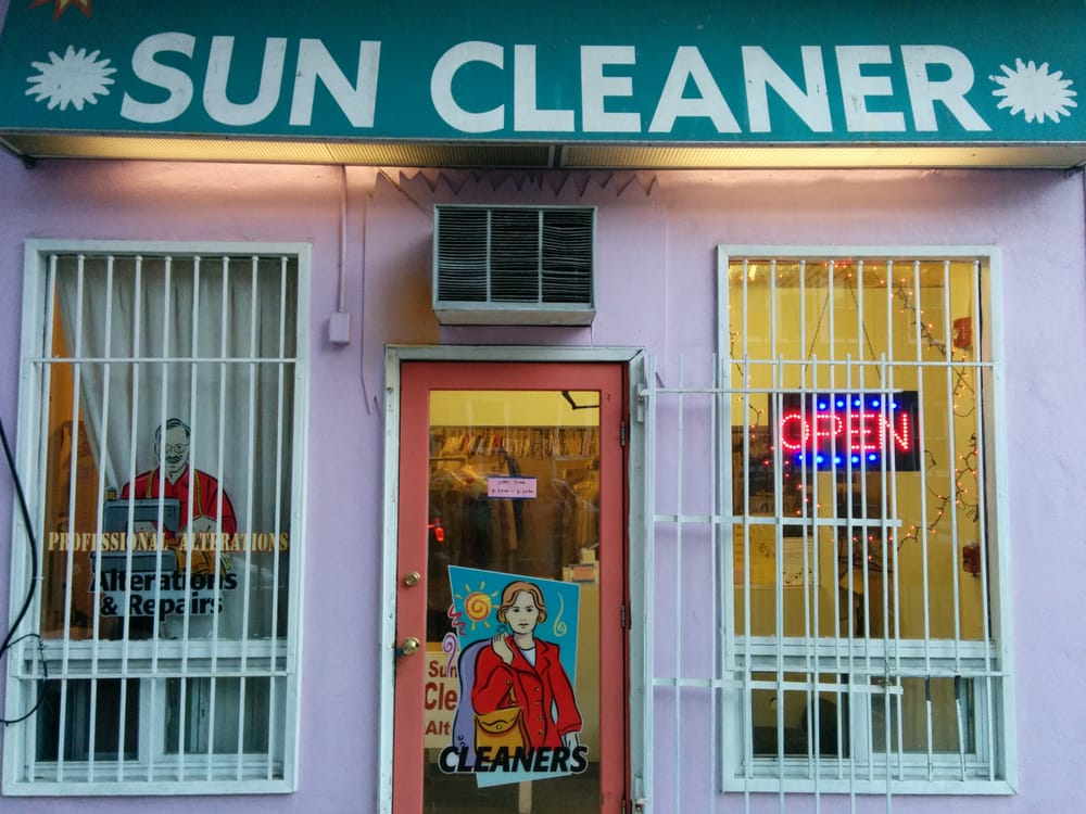 Sun Cleaners