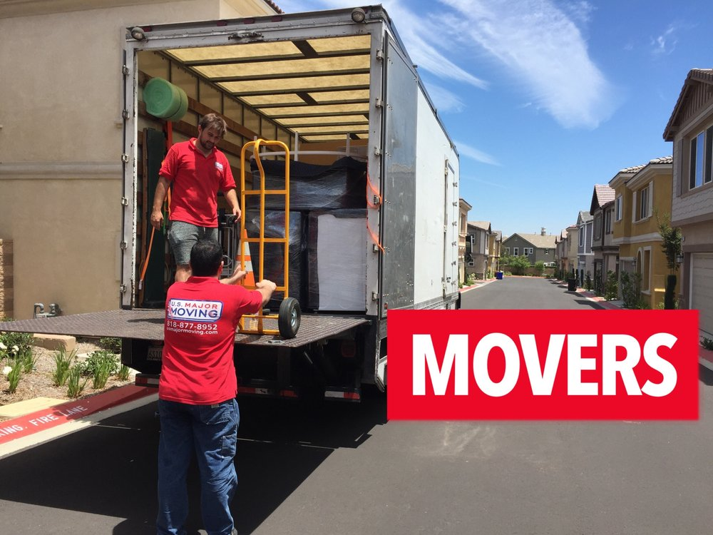 Major Moving Company