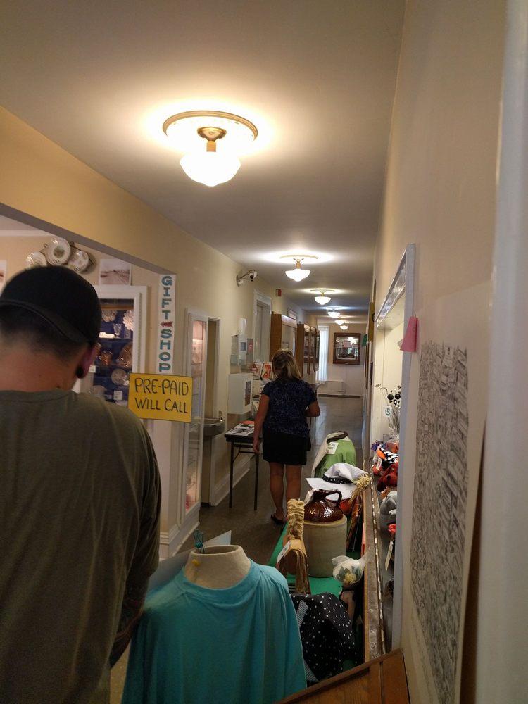 Dearborn Historical Museum: 915 S Brady Rd, Detroit, MI
