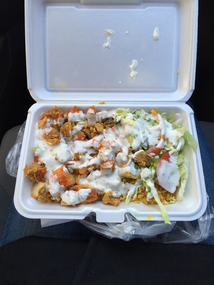 New York Gyro Halal Food Cart