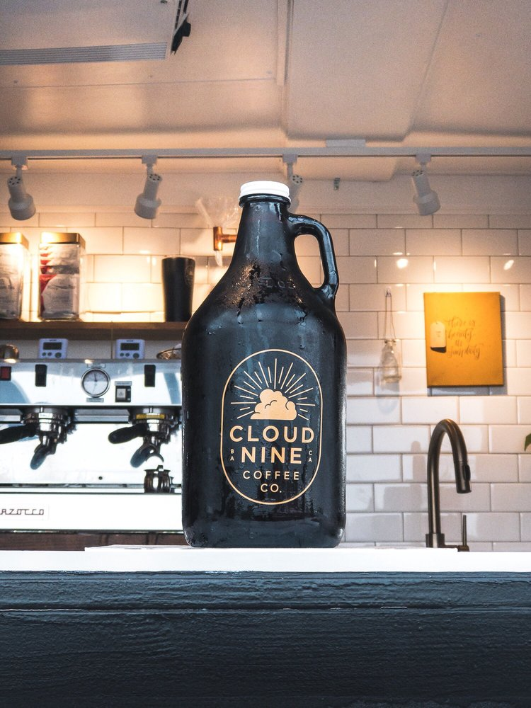 Social Spots from Cloud 9 Coffee Company