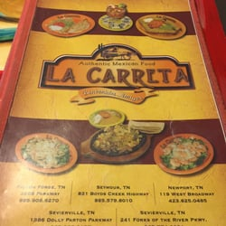 Photo Of La Carreta Mexican Restaurant Pigeon Forge Tn United States Dirty