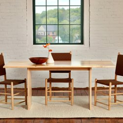 Photo Of Chilton Furniture   Freeport, ME, United States. Scandinavian  Inspired Hygge Table