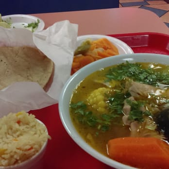 Plazas Mexican Food In Chula Vista