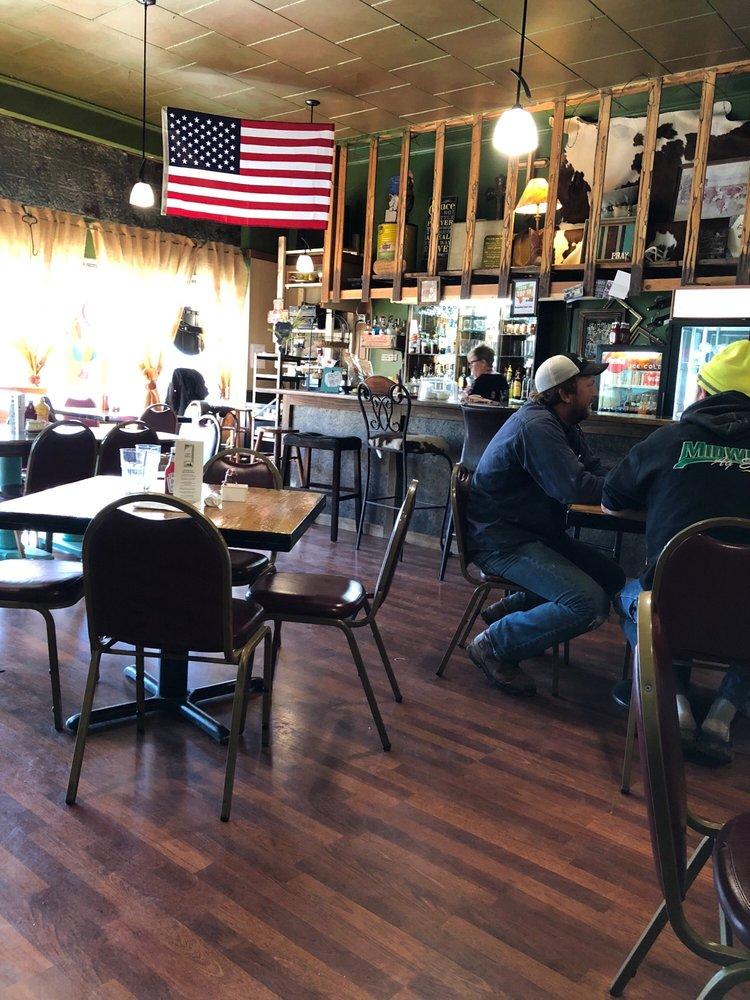 Wrangling Grace Cafe: 109 W Ramsey St, Bancroft, IA