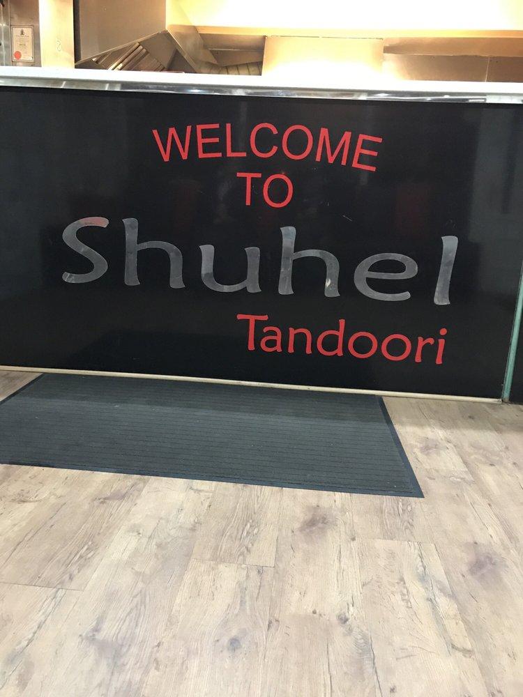 Shuhel Tandoori