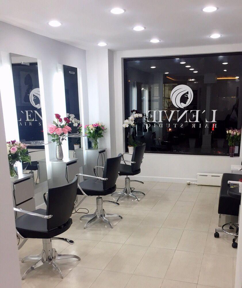 L envie hair studio 161 photos 65 avis coiffeurs for Salon de coiffure new york
