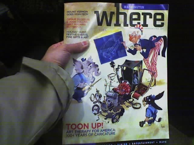 Where Magazine
