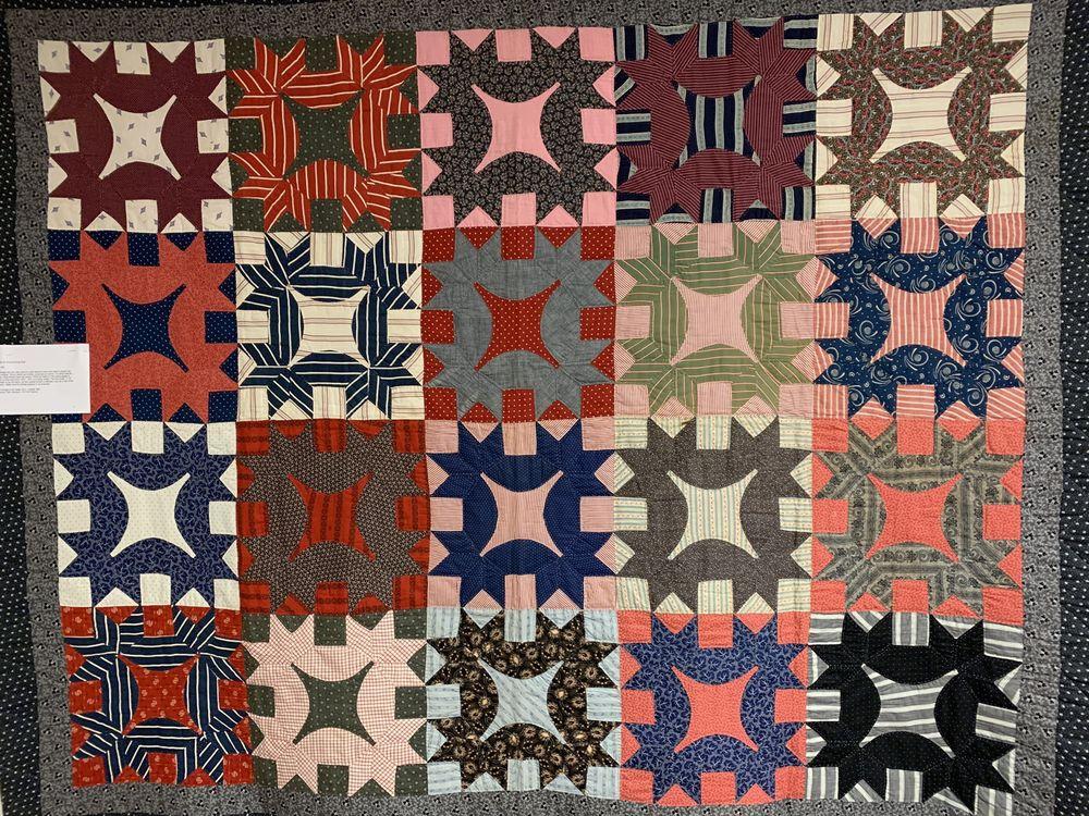 Southeastern Quilt and Textile Museum: 306 Bradley St, Carrollton, GA
