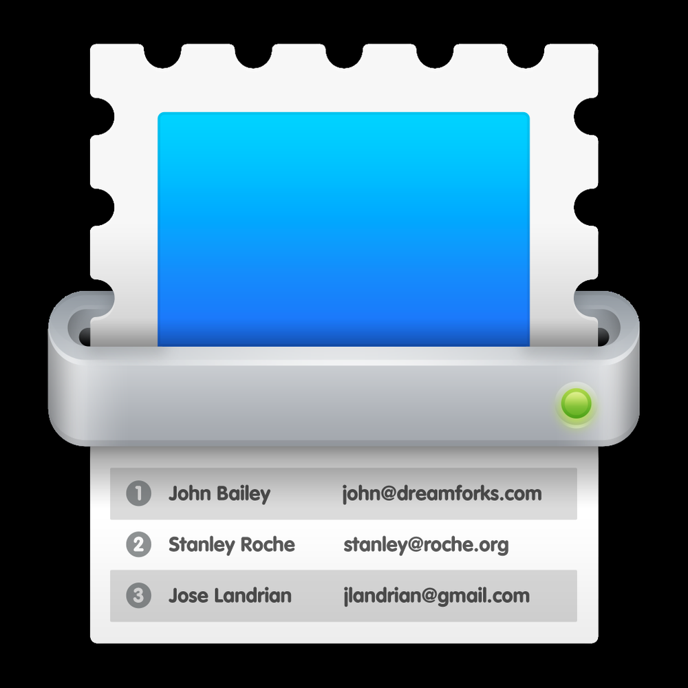 eMail Extractor - Email address extraction software for mac