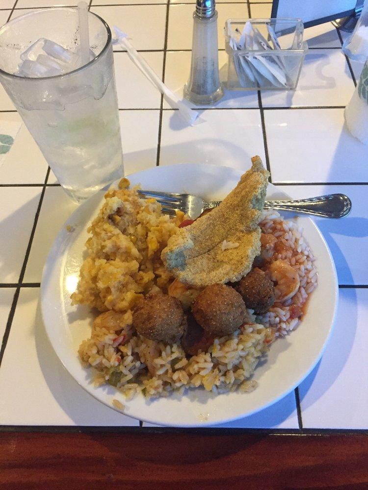 Heart Of The South Restaurant Cusseta Al