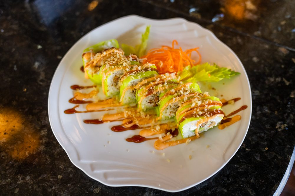 Koy Chinese and Sushi: 5695 Kyle Pkwy, Kyle, TX