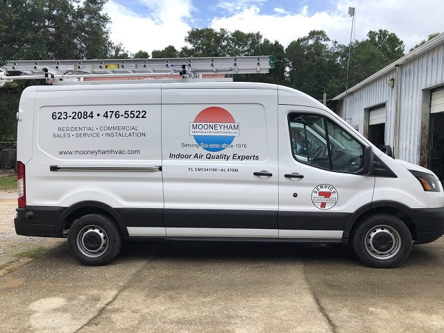Mooneyham Heating & Air Conditioning: 4061 Avalon Blvd, Milton, FL