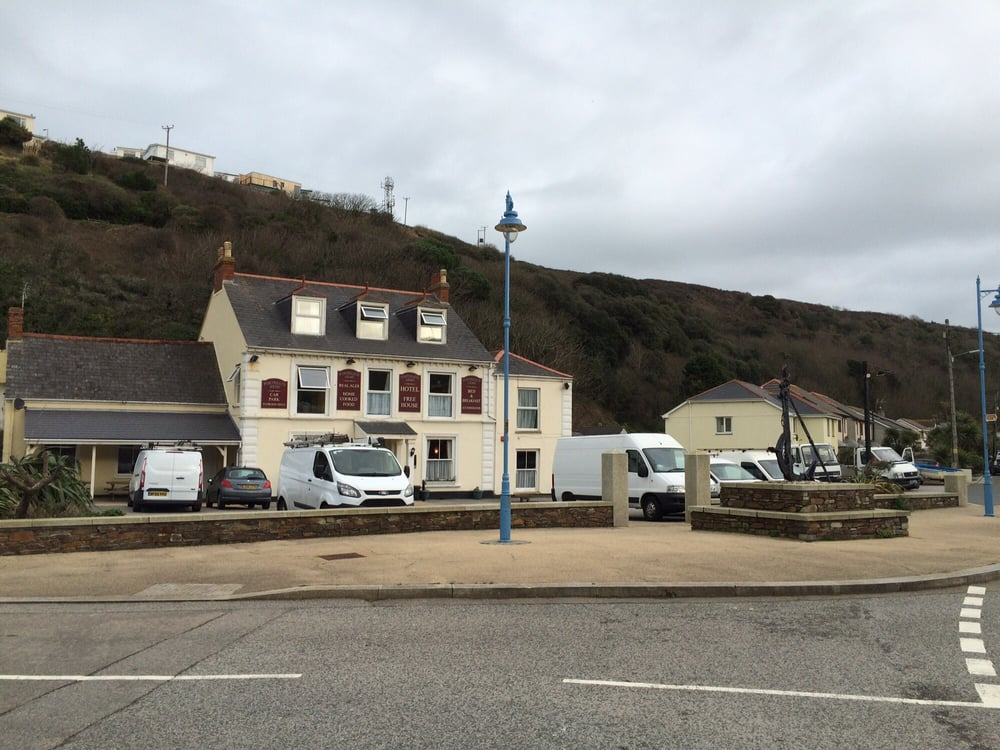 Portreath Arms Hotels The Square Redruth Cornwall Phone Number Yelp