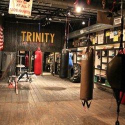 Trinity Boxing Club - 7817 Melrose Ave, Fairfax, Los Angeles, CA