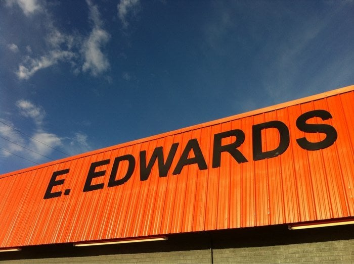 E Edwards Work Wear