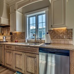Photo Of Cabinet World Olean Ny United States Mixing Finishes In Ellicottville