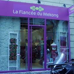 La fianc e du m kong women 39 s clothing 35 rue sainte op ra marseille - Rideaux la fiancee du mekong ...