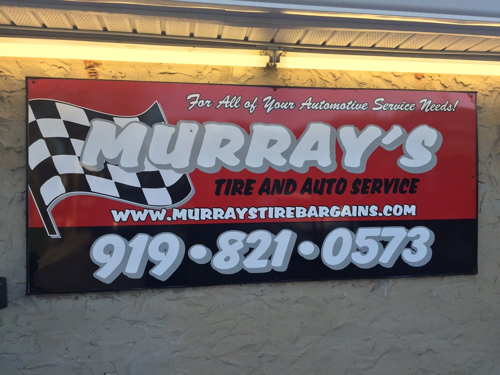 Murray's Tire and Auto Service