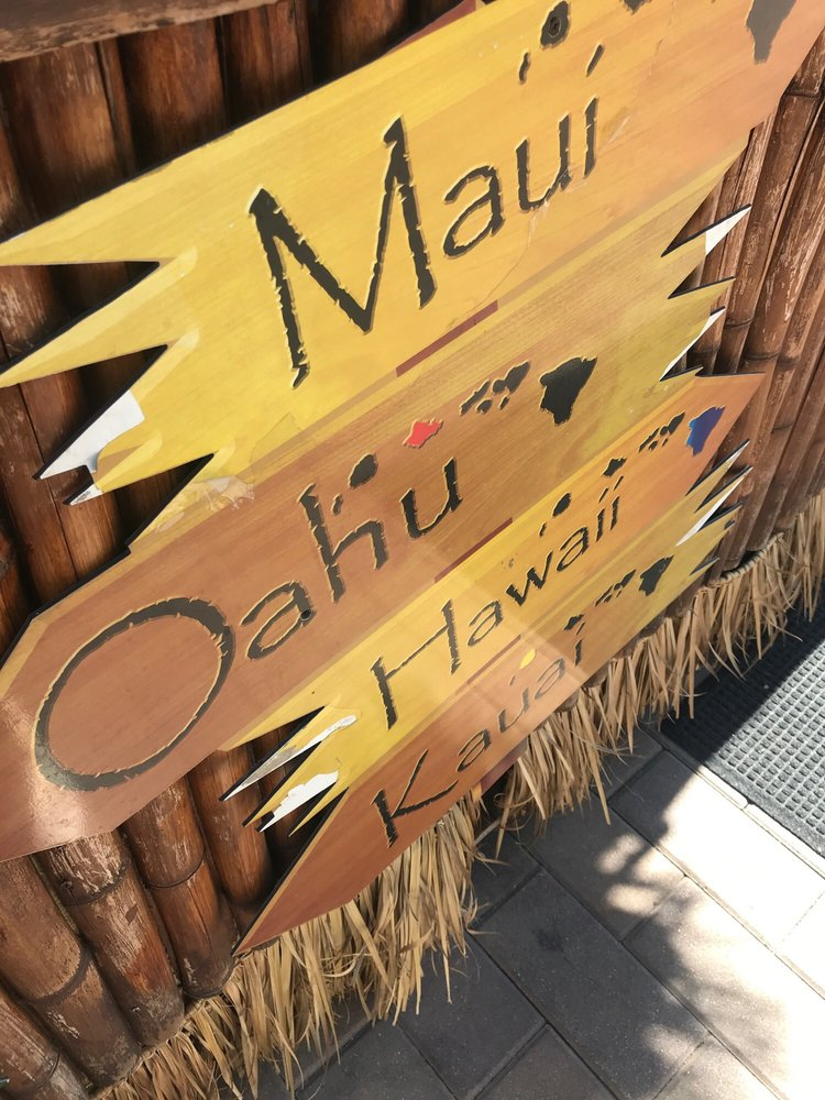 Hokulia Shave Ice: 48400 Seminole Dr, Cabazon, CA
