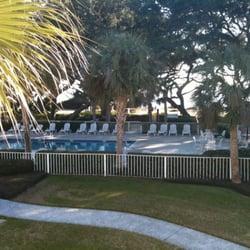 Photo Of Beachview Club Hotel Jekyll Island Ga United States Pool Area