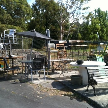 Junk disorderly 11 photos vintage second hand for Outdoor furniture kawana