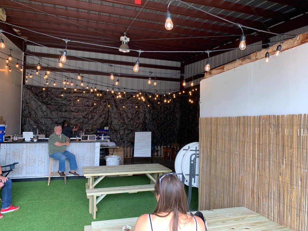 Backyard Brewing: 1675 Dickinson Ave, Dickinson, TX