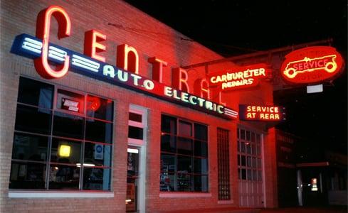 Central Auto Electric
