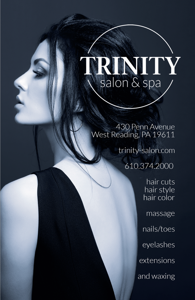 Trinity Salon: 430 Penn Ave, West Reading, PA