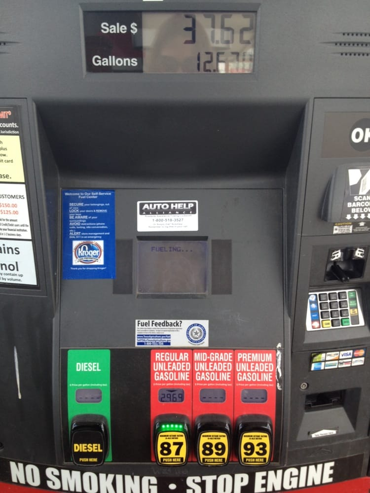 Gas Station Near My Location >> Kroger - Drugstores - 3600 Gus Thomasson Rd, Mesquite, TX ...