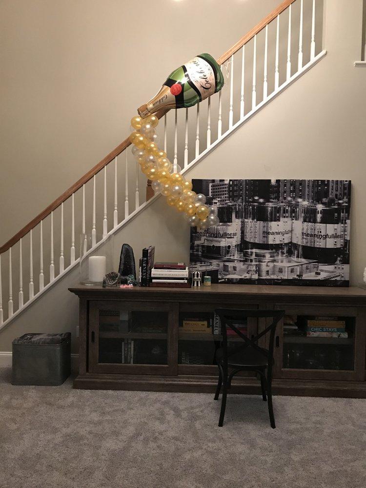 Joy's Balloons: 5 Deer Run, Chappaqua, NY