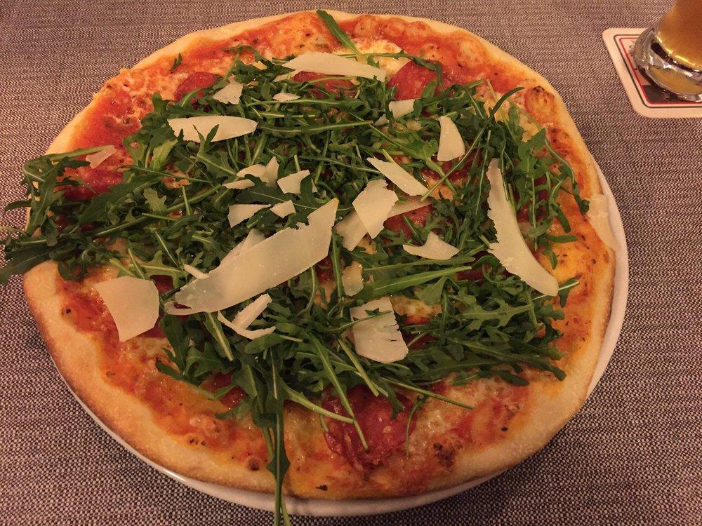 Pizzeria Bellmare: Lechfelder Str. 13, Untermeitingen, BY