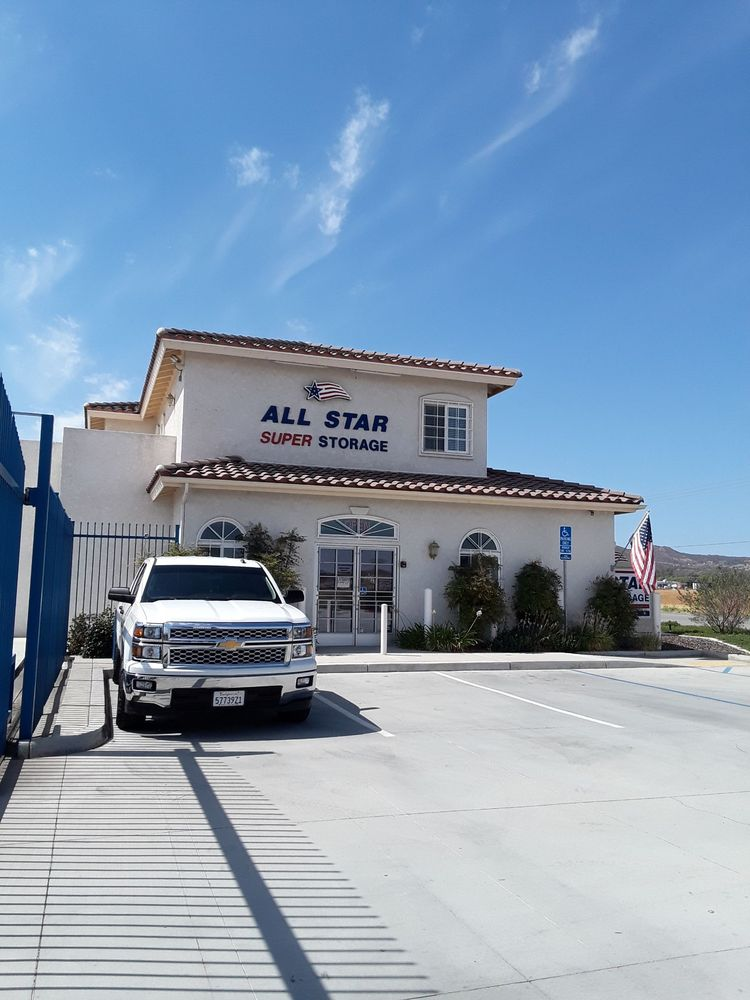 All Star Super Storage: 32456 Haun Rd, Menifee, CA