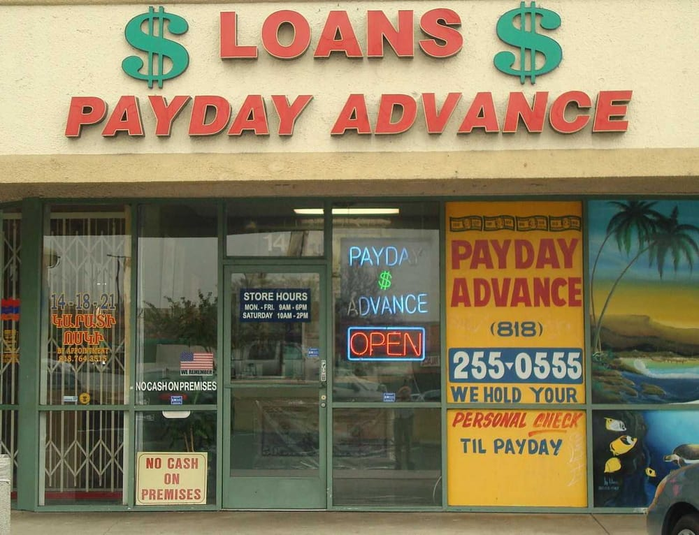 payday phone number